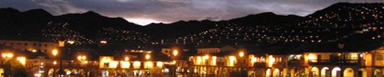 Strip showing Cusco centre in 2006