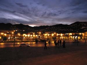 Cuzco by Night