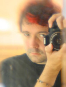 How I looked a few years back... and yes, I'd found the hair dye.
