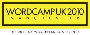 The second WordCamp UK Logo