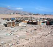 Chilean slum