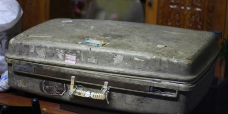 My father's suitcase