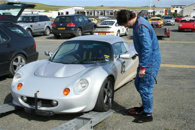 Preparing for the event includes dressing in your high-tech romper suit and getting your tyre pressures right.